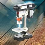 Shop Fox W1667 Oscillating Drill Press