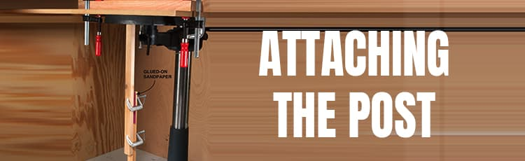 Attaching-the-post