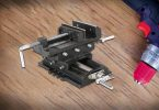 World Pride Cross Slide Vise