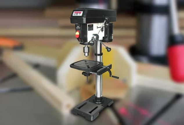 drill woodworking