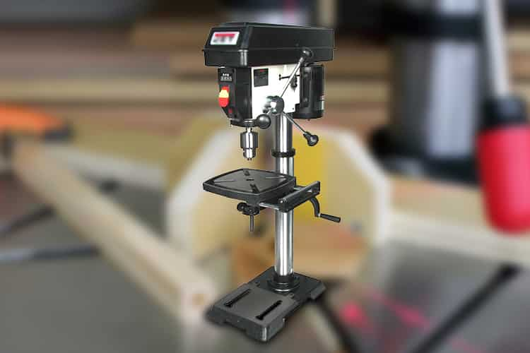 A Guide to Drill Woodworking Using Drill Press