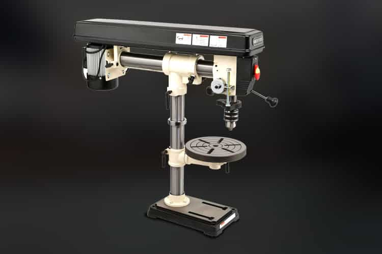 How to Assemble A Rigid Bench Top Drill Press