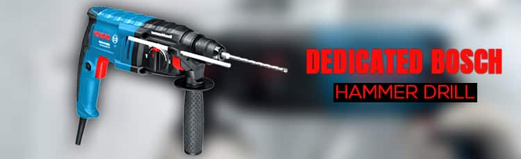 Dedicated-Bosch-Hammer-Drill