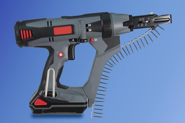 How Does a Drywall Screw Gun Work?