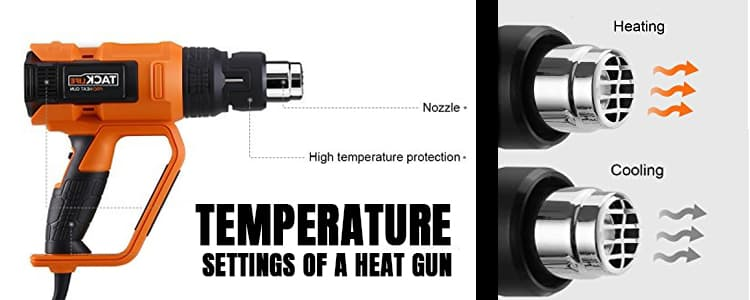 Temperature-settings-of-a-heat-gun