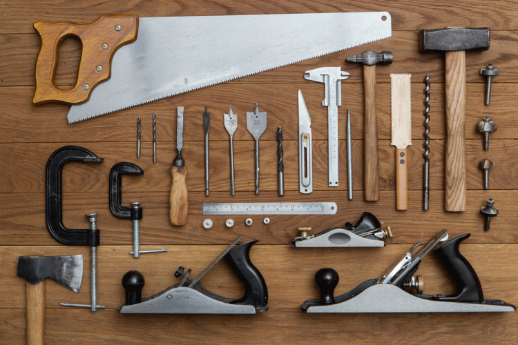 Tools for working wood