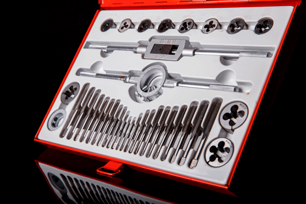 Top 10 Best Tap and Die Set (Aug. 2019) : Review & Buyer's Guide