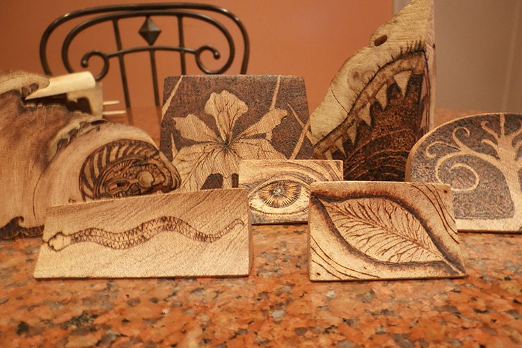 Tips and Tricks for Pyrography with Safety Measures