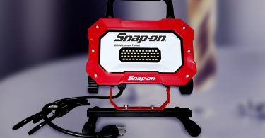 Snap on led work light