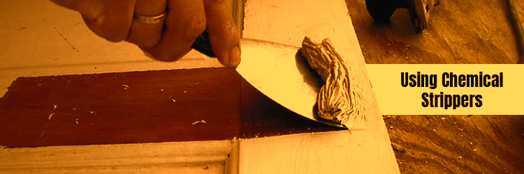Using Chemical Strippers