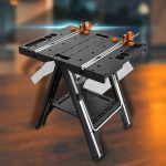 WORX WX051 Multi-Function Work Table and Sawhorse