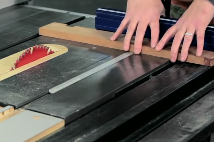 A Woodworking Veteran's Advice on How to Use a Table Saw