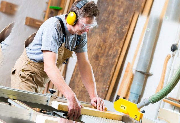 Table saw safety equipment