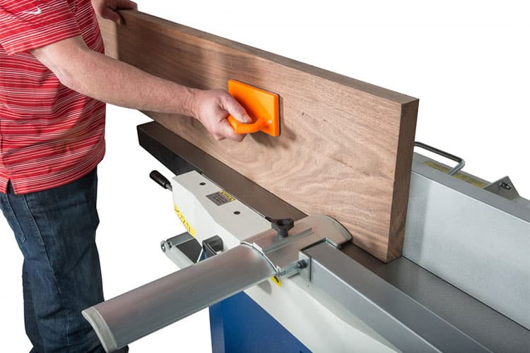 How to Use a Jointer to Prepare the Stock Properly for a Project?