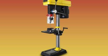 how are drill presses measured