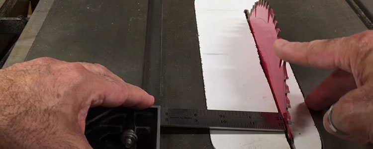 How to adjust the blade height