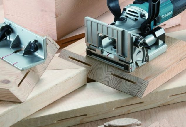 how to use biscuit joiner