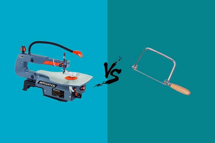 Scroll Saw vs Coping Saw: A View of Contrasts and Differences