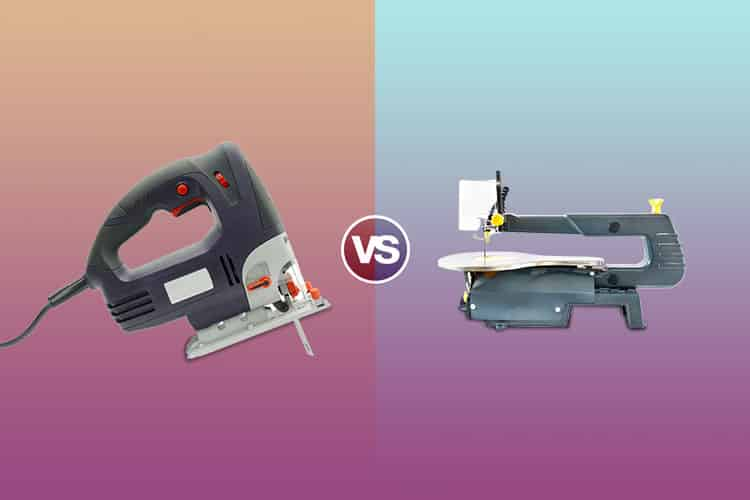 Scroll Saw vs Jigsaw: Learning the Differences Between the Two