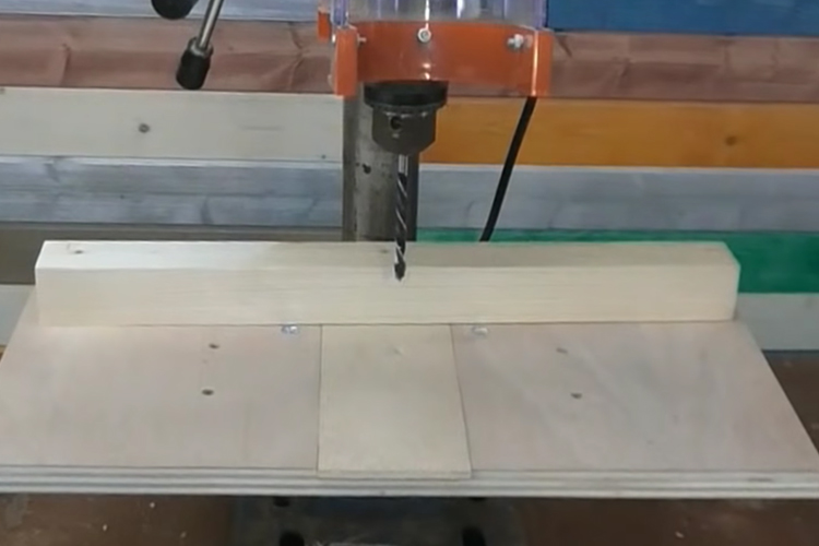 How to Make a Drill Press Table Perfectly at Your Workshop
