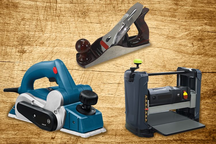 Bench Planer vs Hand Planer: A Comparative Look at the Planers