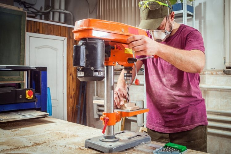 Different Types of Drill Presses Explained with Their Usability