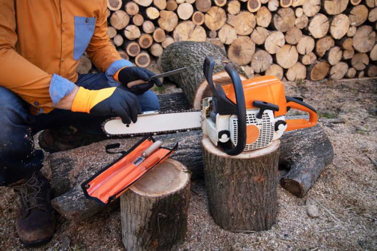 How to Sharpen a Chainsaw Chain – Explained by Industry Experts