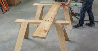 How to Make a Pair of Sawing Horse: 9 Easy DIY Steps with Pro Tips