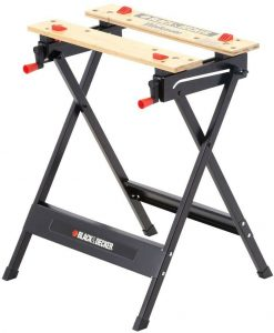 how to use a sawhorse: workbench