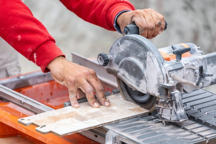 How to Use a Wet Tile Saw : Detailed Guide with Safety Tips, Warnings, & FAQs