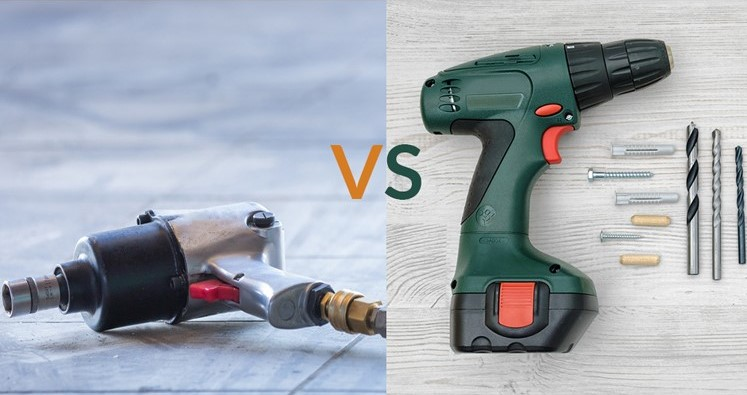 Cordless vs Air/Pneumatic Impact Wrenches: Who's the Winner?