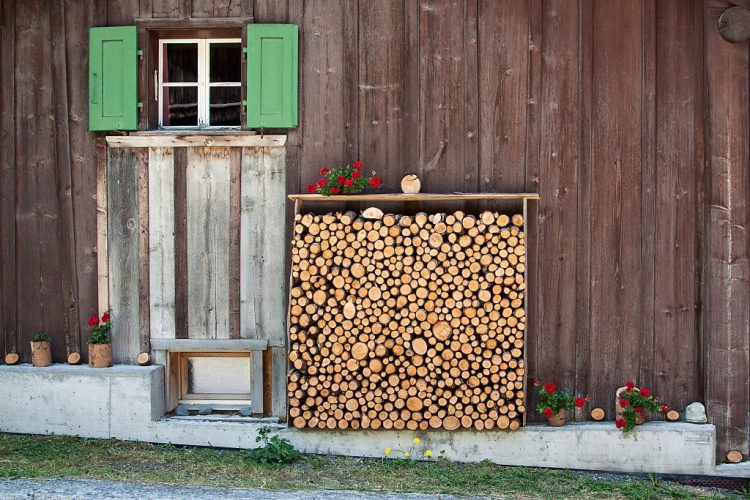 How to Build a Firewood Rack | Learn with Pro Help!