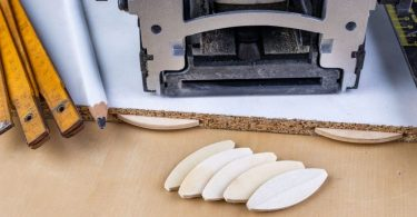 How to Make Biscuit Joint