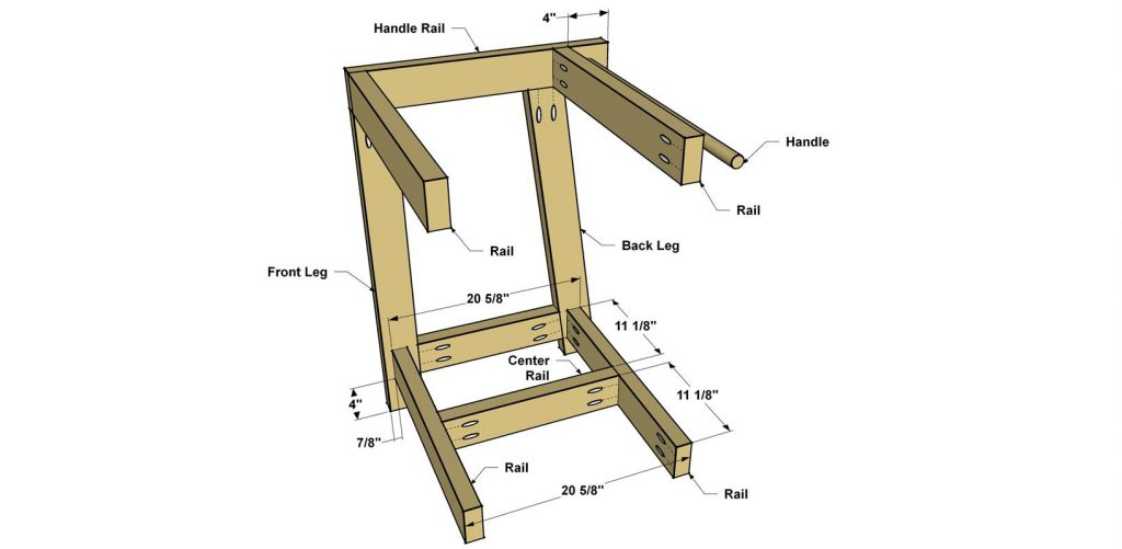 build a mitre saw stand: Assemble the Miter Saw Stand Base
