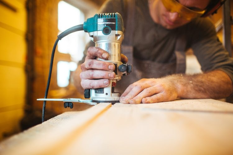 The Beginner's Guide to Using a Wood Router
