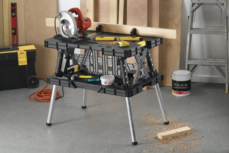Easy DIY Miter Saw Stand Plans