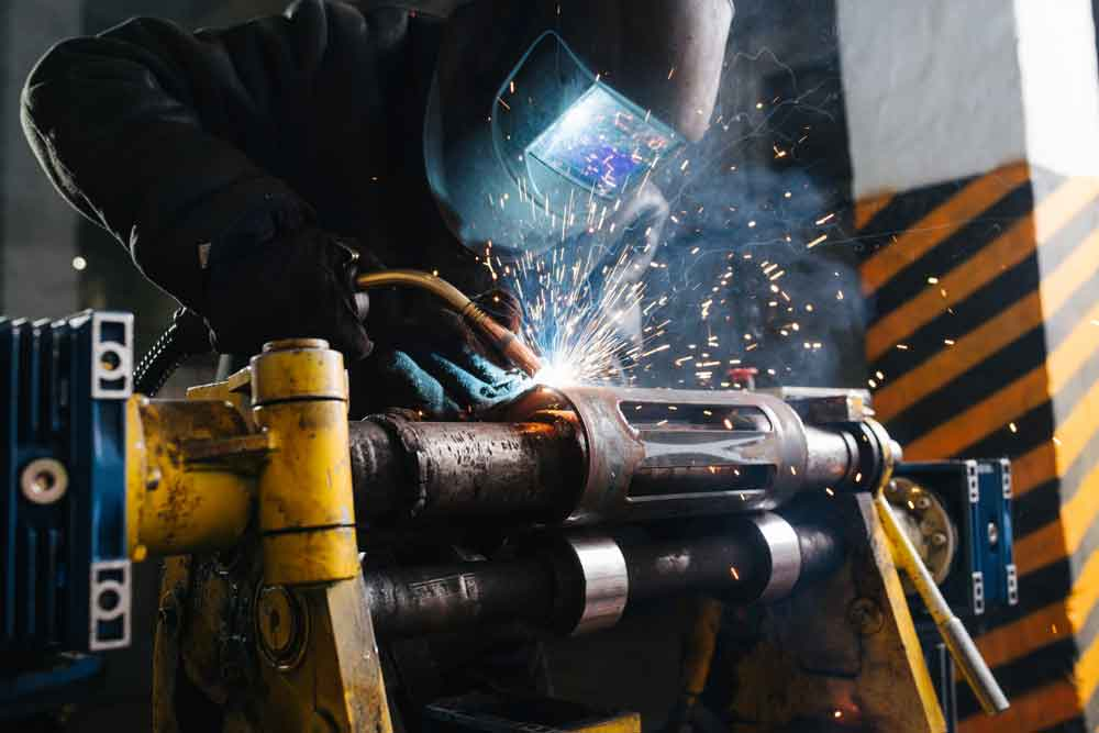 Use a Mig Welder Without Gas